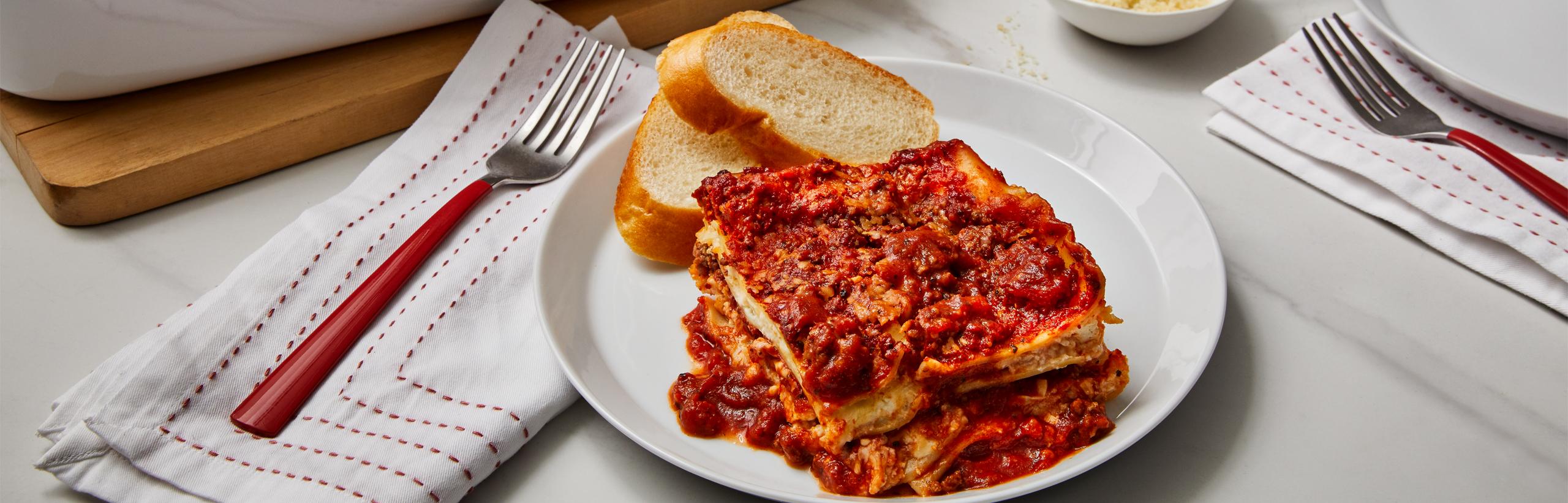 Classic Lasagna Prego Pasta Sauces